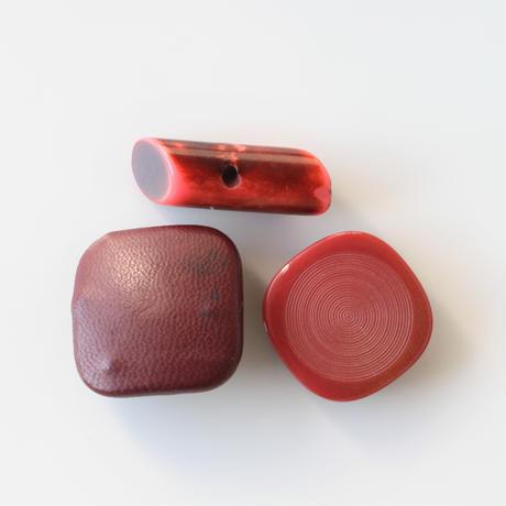 【ボタンセット】france vintage ボタン3個セット 165