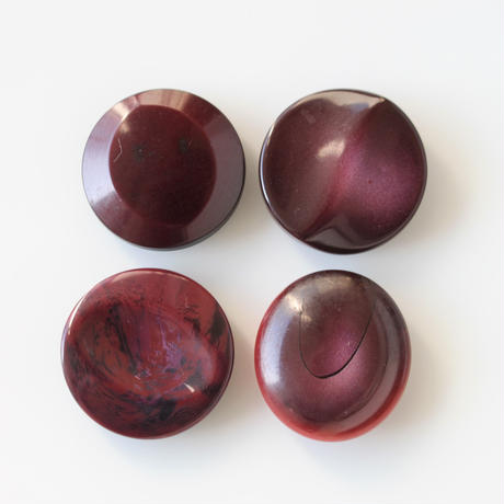 【ボタンセット】france vintage ボタン4個セット 166