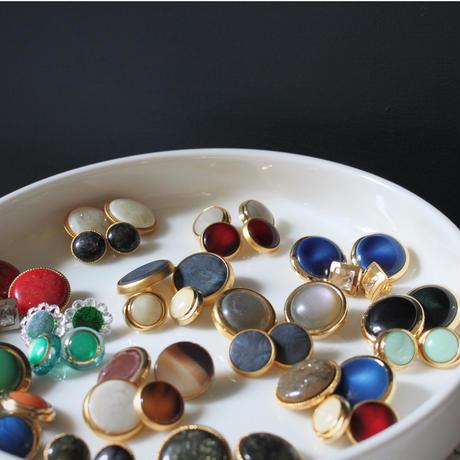 【ボタンセット】france vintage ボタン4個セット 177