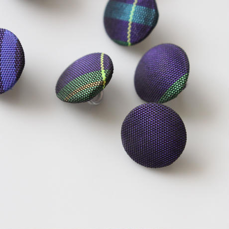 【ボタンセット】france vintage 小さなクルミボタン 7個セット フランスボタン