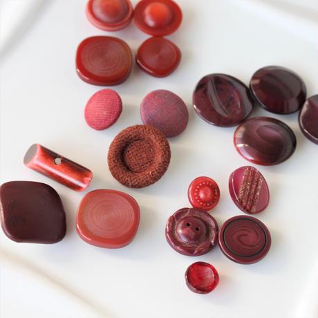 【ボタンセット】france vintage ボタン4個セット 163