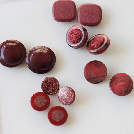 【ボタンセット】france vintage ボタン2個セット 19㎜ 158