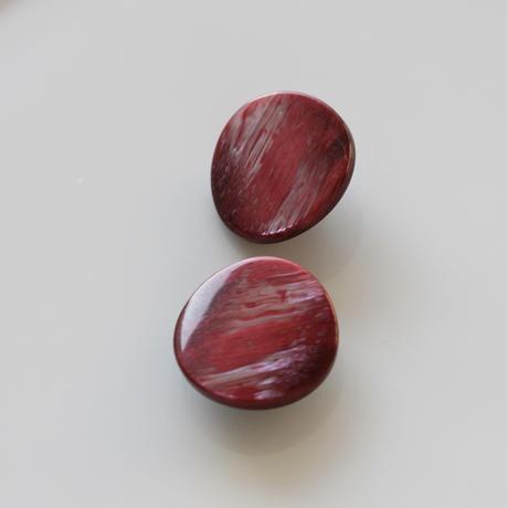 【ボタンセット】france vintage ボタン2個セット 18㎜ 157