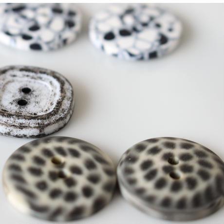 【ボタンセット】france vintage ボタン2個セット 22㎜ 148
