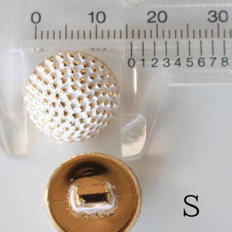 DAIBUTUボタン【Sサイズ】15㎜ フランス現代ボタン 345