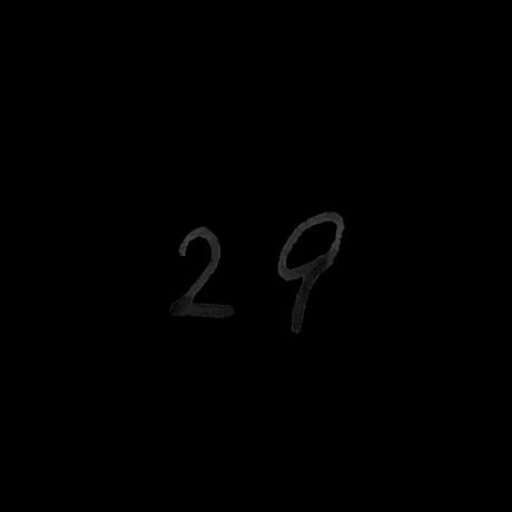 2020/01/29 Wed