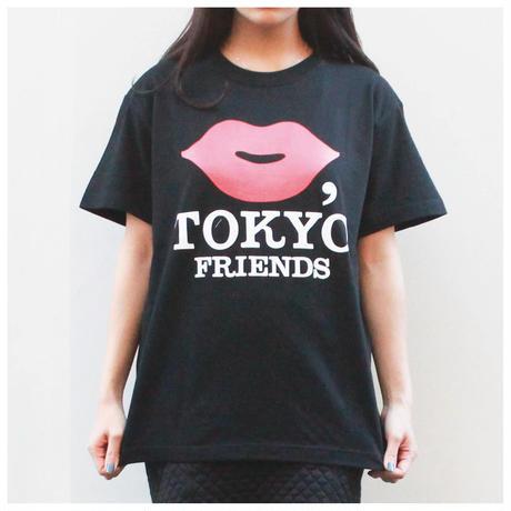 TOKYO FRIENDS Tシャツ 黒