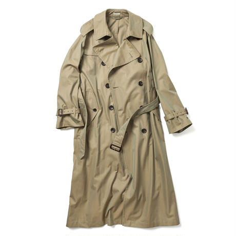 BIG TRENCH COAT <UNISEX>