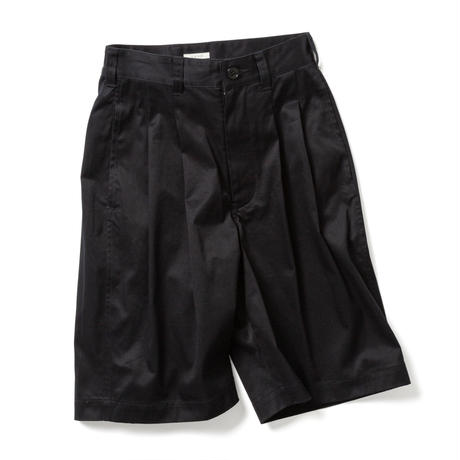 2 TUCK SHORT TROUSERS