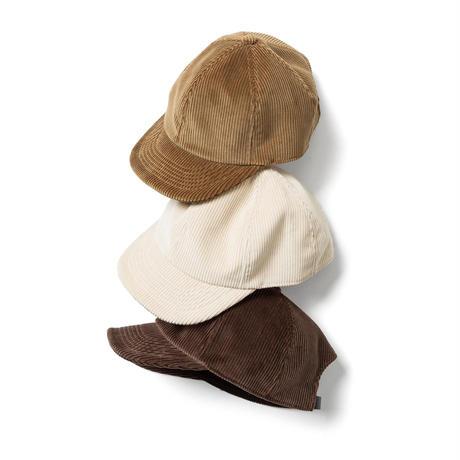 CORDUROY BALL CAP <UNISEX>