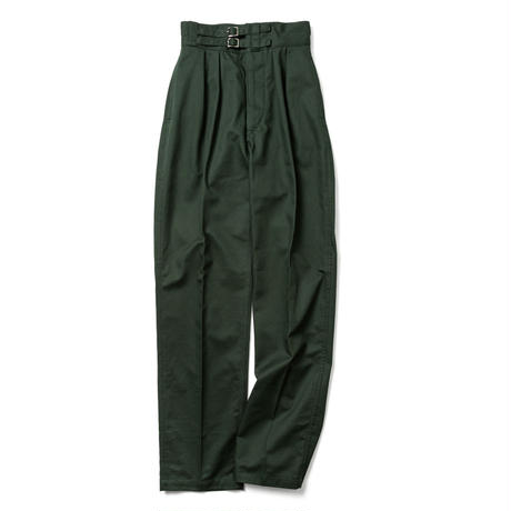 DOUBLE BELTED GURKHA TROUSERS【初回交換送料無料】