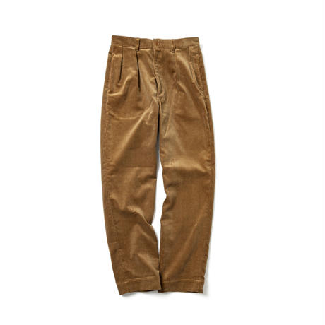 【HOMME】CORDUROY TROUSERS