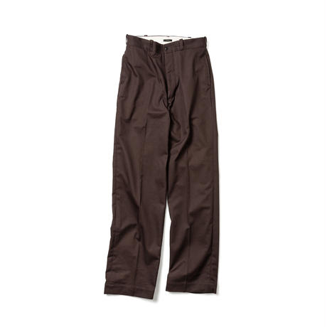 【HOMME】WIDE CHINO TROUSERS