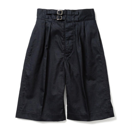 DOUBLE BELTED GURKHA SHORT TROUSERS【初回交換送料無料】