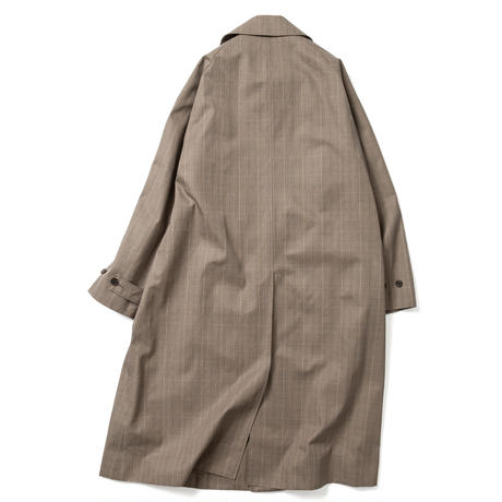 【HOMME】STAND FALL COLLAR COAT