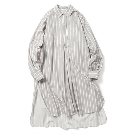 PLEATED PULLOVER SHIRT
