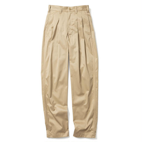2 TUCK TROUSERS