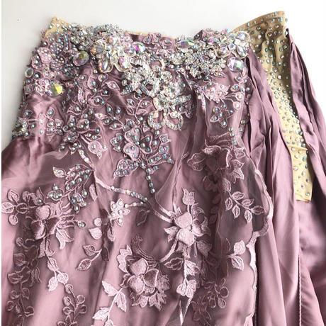 オリエンタルコスチューム【Iris pink】