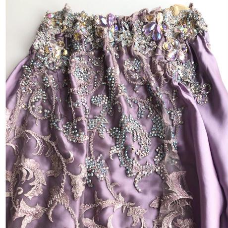 オリエンタルコスチューム【Lavender Silk】