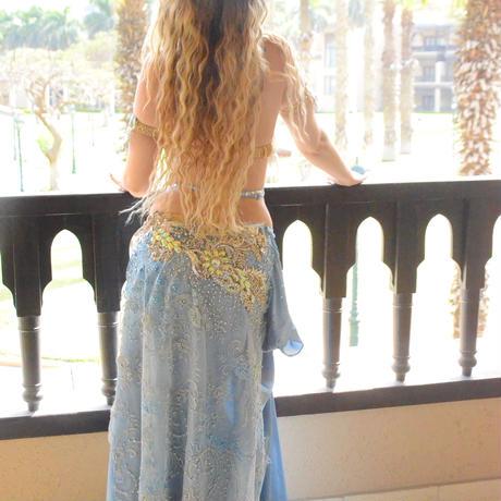 オリエンタルコスチューム【Cinderella Blue】