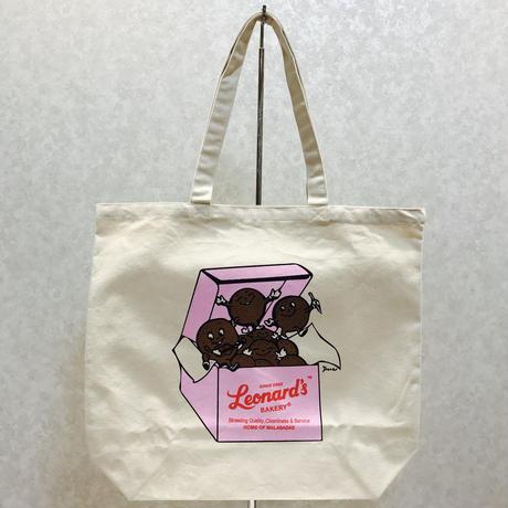 HAPPY BOX トートバッグ(L)