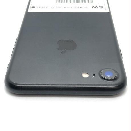 【ジャンク】SoftBank iPhone 7 128GB ブラック(一点モノ)