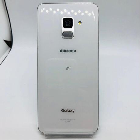 B16【中古】SIMFREE docomo Galaxy Feel2 SC-02L ホワイト (一点モノ)