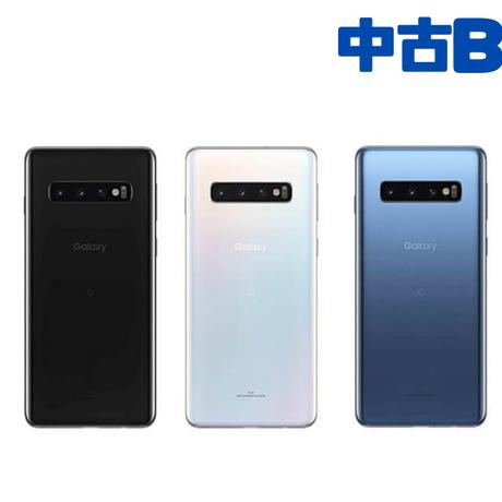【中古Bランク】au版SIMロック解除済み Galaxy S10  SCV41 各色