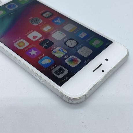 B21【ジャンク】Softbank iPhone 6s 64GB シルバー(一点モノ)