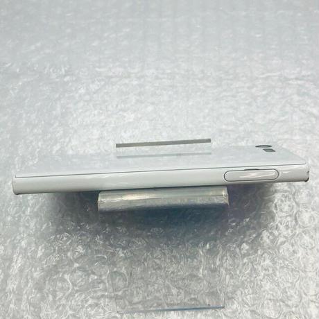 B14【ジャンク】docomo Xperia X Compact SO-02J ホワイ(一点モノ)