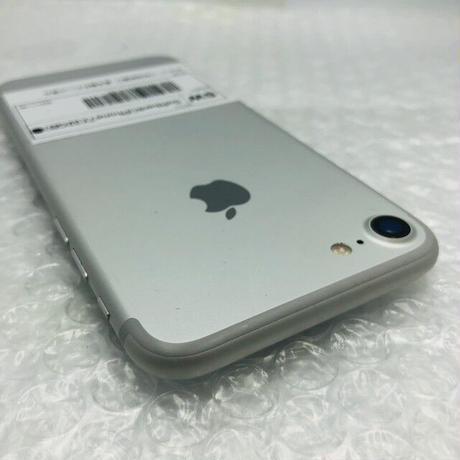 B01【中古Cランク】SoftBank iPhone 7 32GB シルバー(一点モノ)