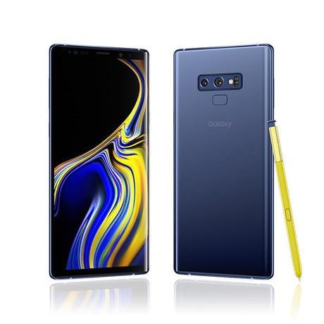 【中古Cランク】SIMロック解除済 au SAMSUNG Galaxy Note 9 各色