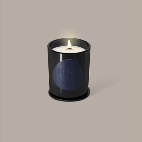 <BLACK BLAZE> LODESTARS SCENTED CANDLE