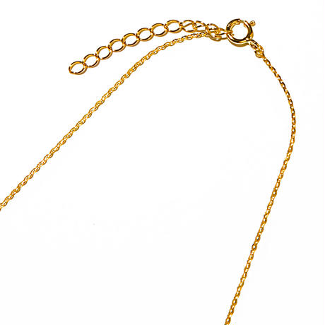 mystic necklace yellow gold