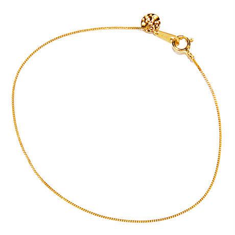 victoria  plate bracelet