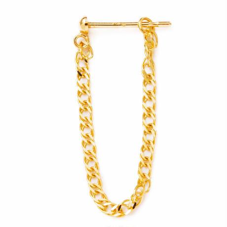 rad chain pierce【ラッドチェーンピアス】
