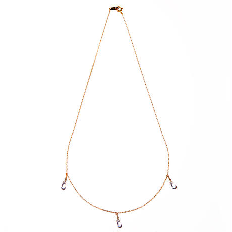 trio wish necklace