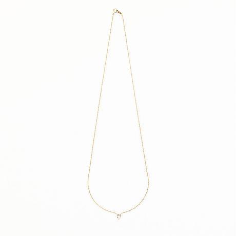 float long necklace