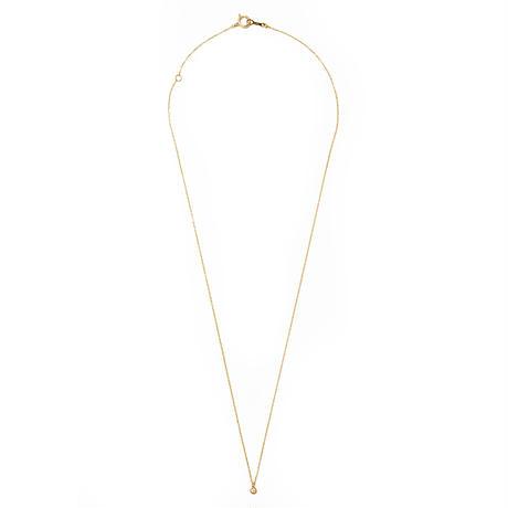 diamond radiant necklace