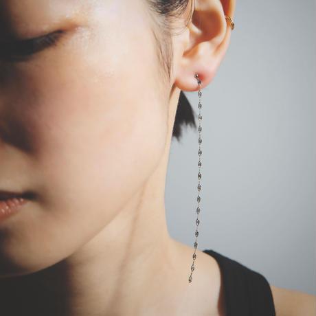 sunlight pierce / white gold