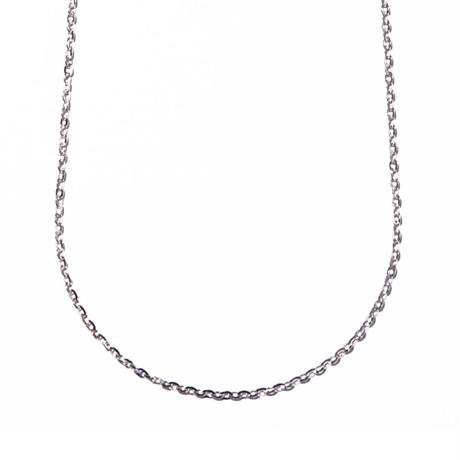 mystic necklace white gold