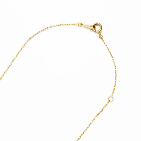 drop éclair necklace			【ドロップエクレアネックレス】