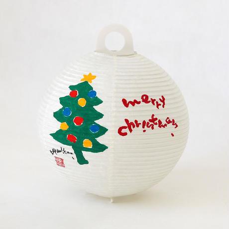 レター提灯 クリスマス