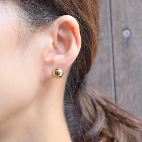 10mm sphere pierce (gold)