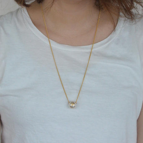 """Initial necklace """"M"""""""