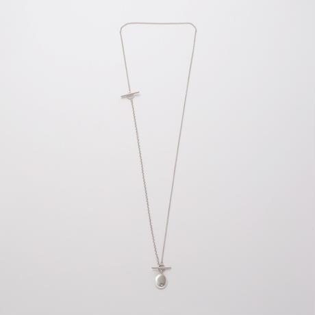 signet necklace (silver / silver925)
