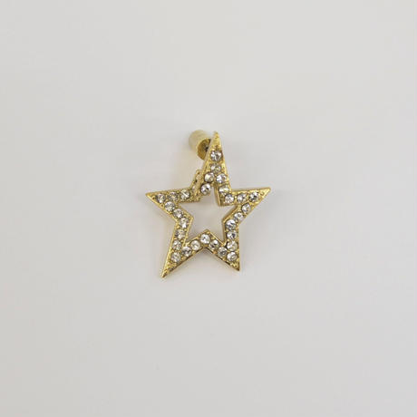 Star openwork pierce (pave)