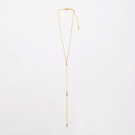 Lavaliere necklace