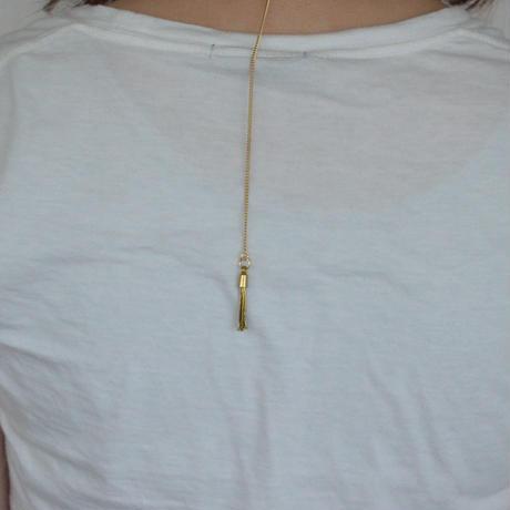 """Initial necklace """"Y"""""""