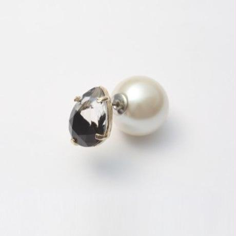 Crystal pierce black line